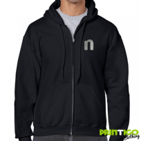 Notorious Choir Zipped Hoodie, 18600